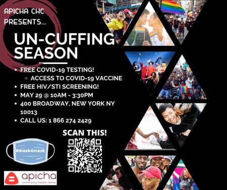 Un-cuffing Season Testing Flyer v3