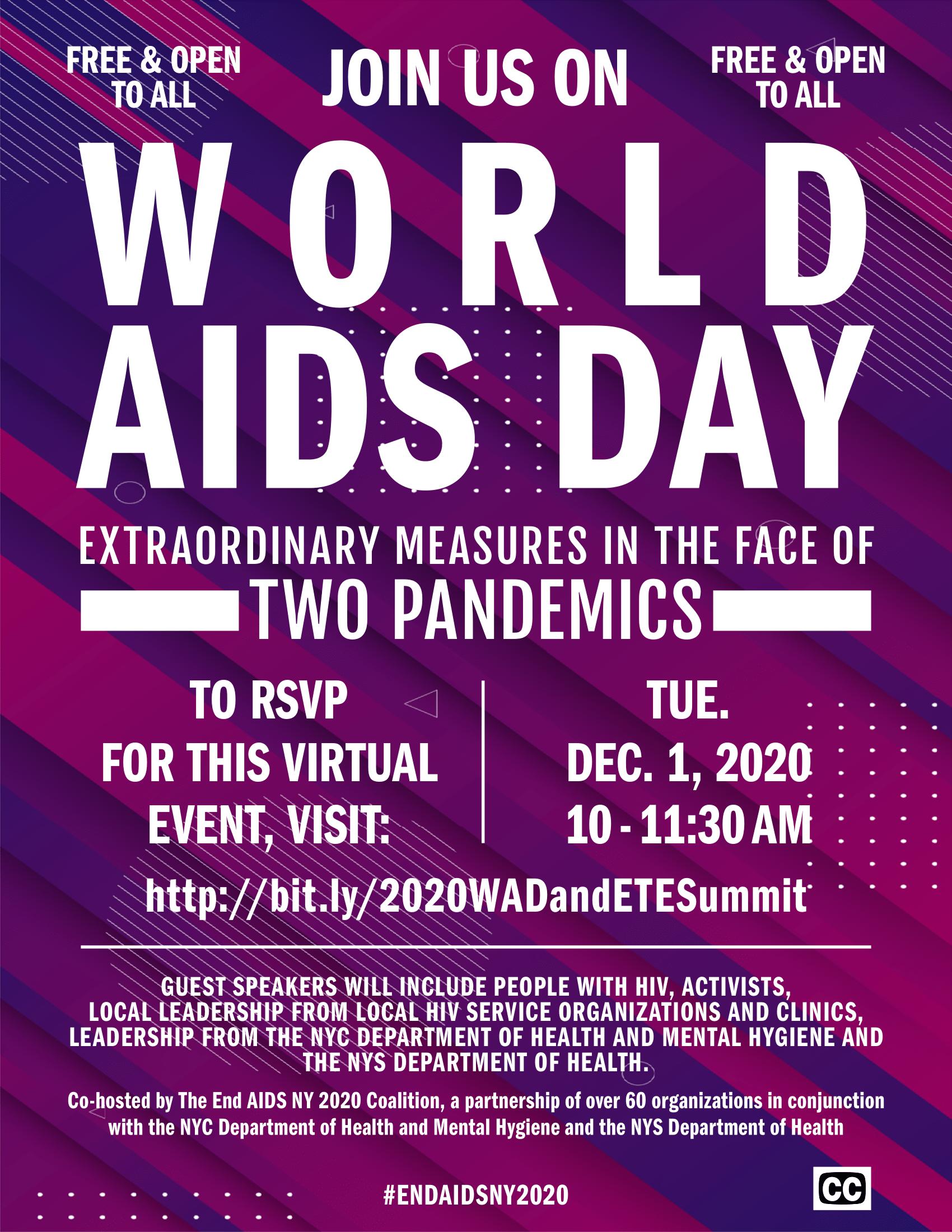 Apicha CHC World AIDS Day